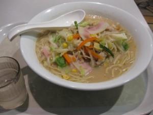 リンガーハットのちゃんぽん麺(麺二人前)