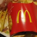 マクドナルドのポテトM