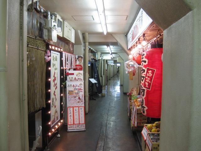 神戸・三宮のディープな飲み屋街