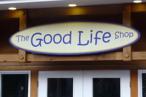 良い人生を送るための商品があるのかな?