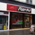 ロンドンのピザハット