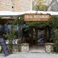 トルコのローカルレストラン