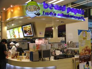 ビアードパパの店舗