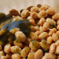 美味しそうな納豆