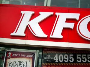 海外のKFC店舗