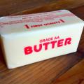 海外のバター