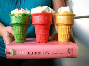 可愛いアイスクリーム