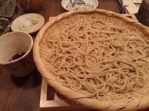soba from Dosanjin at Arima