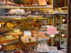 bakery in Germany