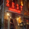 zest cantina